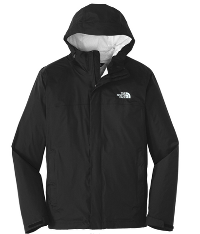 Custom branded The north face