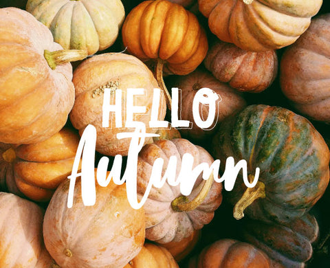 Autumn promotional Products