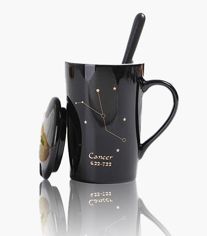 Mug Constellation Cancer