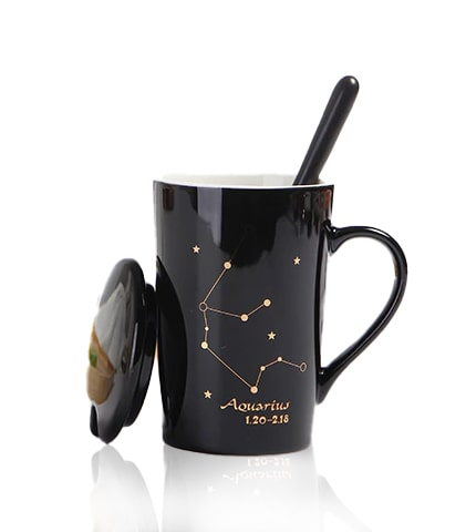 Mug Constellation Verseau