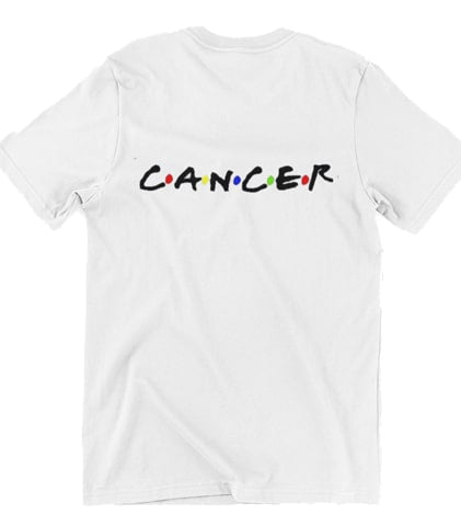 T-Shirt Signe Astrologique Friends Cancer