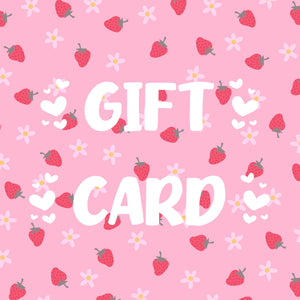 Whatever Forever Gift Card