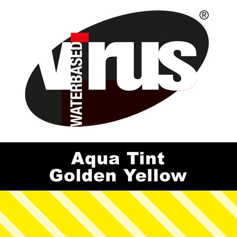 Aqua Tint Golden Yellow A