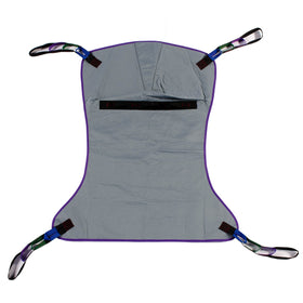 Full Body Solid Fabric Patient Lift Sling