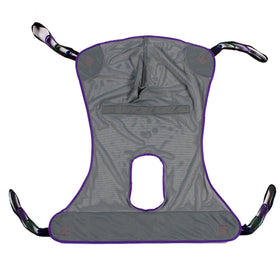 Full Body Mesh Commode Patient Lift Sling