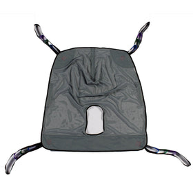 Bariatric Heavy Duty Full Body Mesh Commode Patient Sling