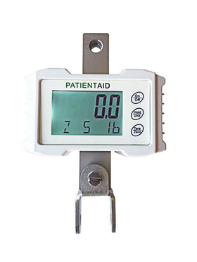 Patient Aid Digital Patient Lift Scale With Universal Bracket Kit Included