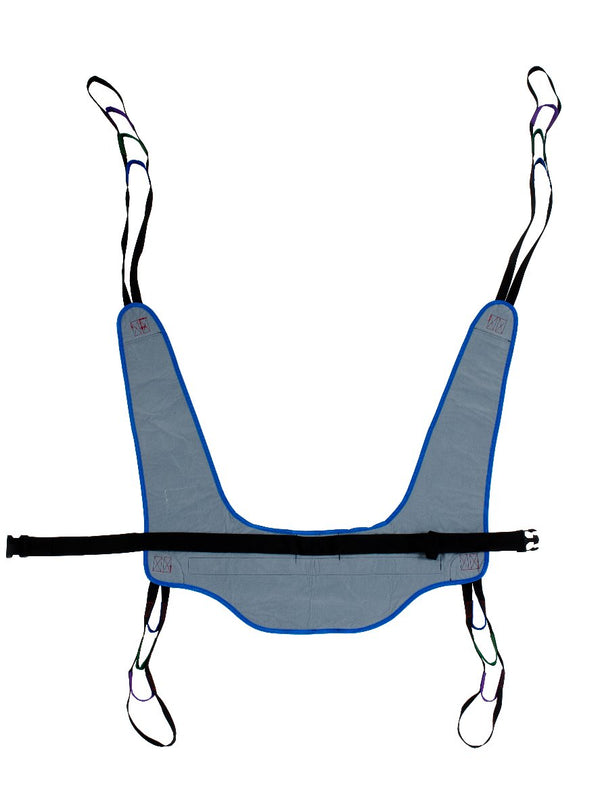Toileting Patient Lift Sling With Belt