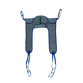 Deluxe Padded Toileting Patient Lift Sling