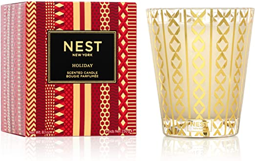 Holiday Classic Luxury Candle