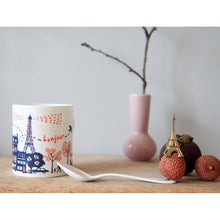 Load image into Gallery viewer, Paris Coffee/Tea Mugs