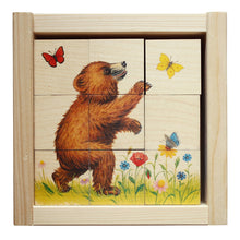 Load image into Gallery viewer, Swiss Bear Puzzle