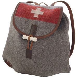 Swiss Army Blanket Backpack