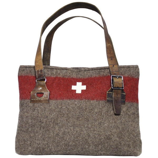 Swiss Army Blanket Explorer Bag