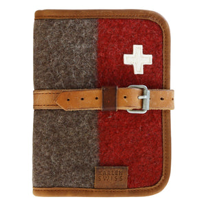 Swiss Army Blanket Notebook
