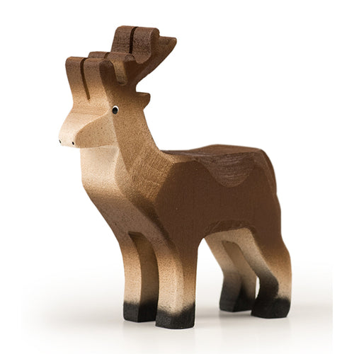 Swiss Wood Reindeer