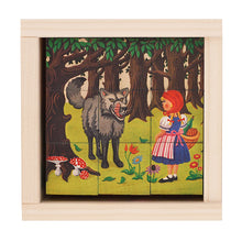 Load image into Gallery viewer, Swiss Little Red Riding Hood Puzzle
