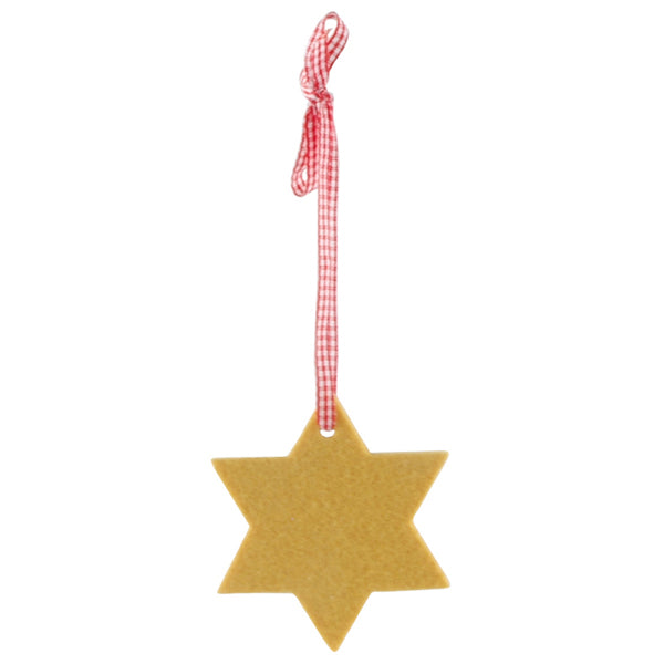 German Felt Ornament – Star