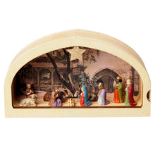 Load image into Gallery viewer, German Handmade Crèche