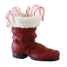 Load image into Gallery viewer, German Santa Boot - Candy Container