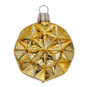 German Glass Star Ornaments