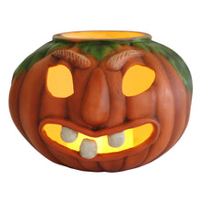Load image into Gallery viewer, German Halloween Pumpkin