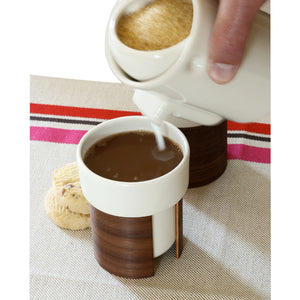 Finnish Creamer and Sugar Set