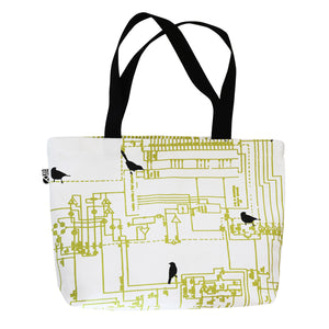 Finnish Shopping Tote