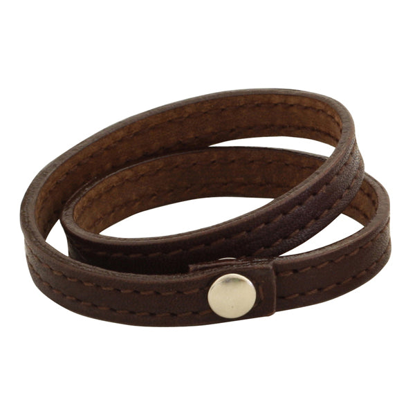 French Leather Bracelet