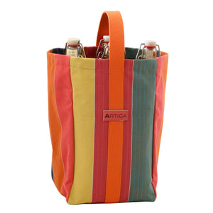 French Wine Tote