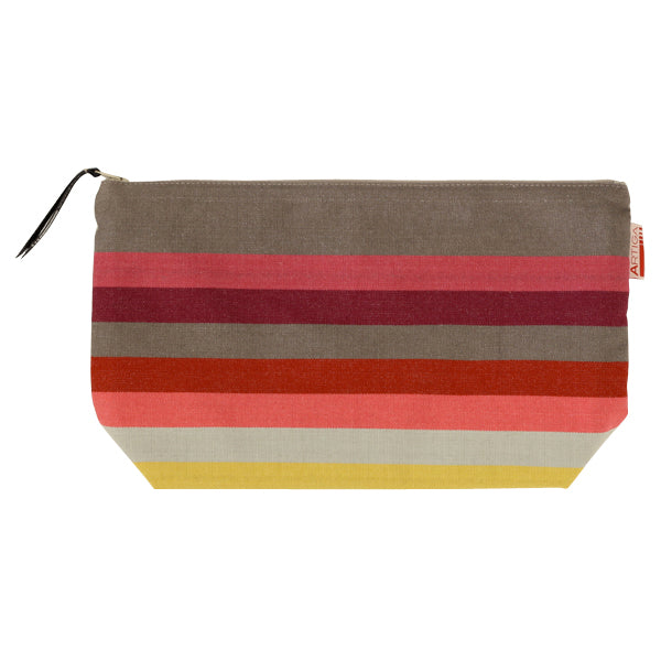 French Stripe Cosmetic Case