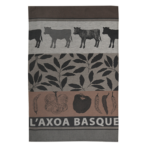 French Kitchen Linens – L'Axoa Basque