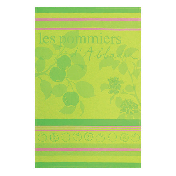 French Kitchen Linens – Les Pommiers
