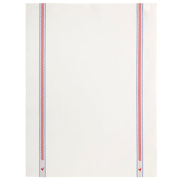 French Check Towel