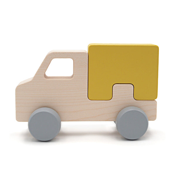 French Truck Puzzle
