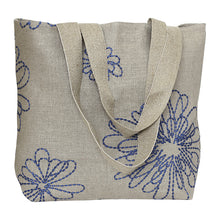 Load image into Gallery viewer, French Blossoms Tote Bag