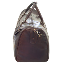 Load image into Gallery viewer, Italian Leather Duffel Bag