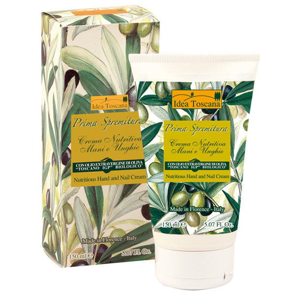 Tuscan Olive Oil Hand Cream