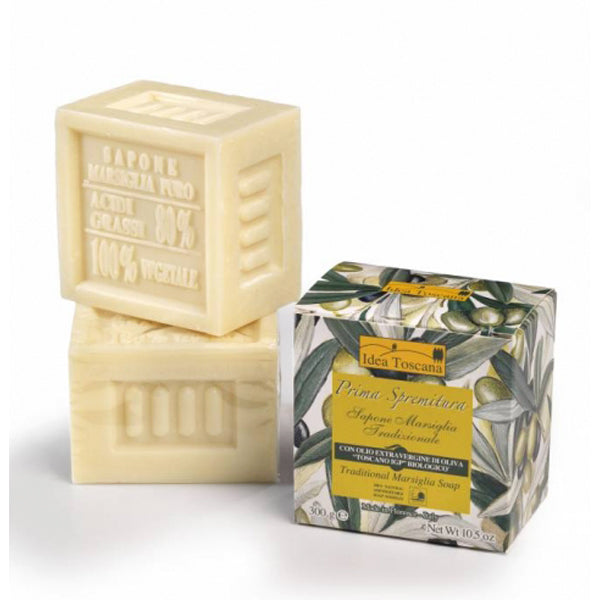 Tuscan Olive Oil Cube Soap