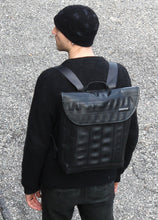 Load image into Gallery viewer, Italian Bike-Tube Urban Backpack
