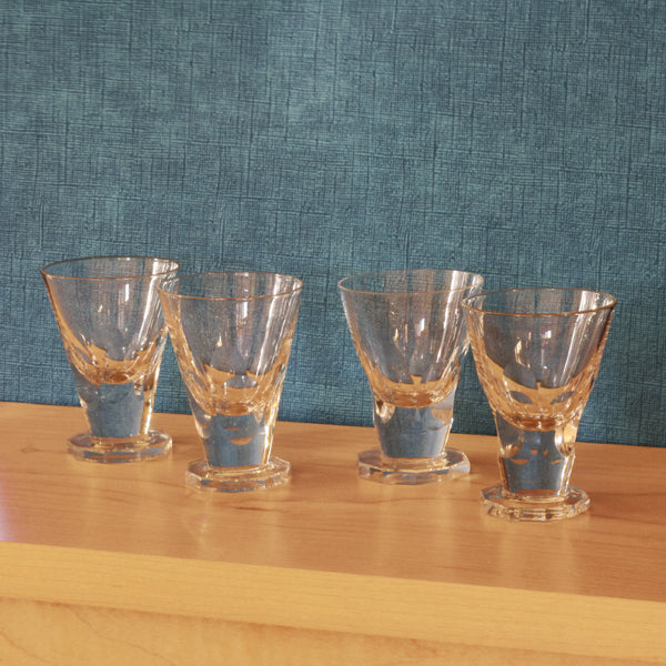 Swedish Antique Glasses – Set 4