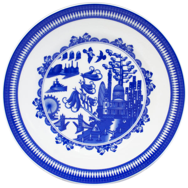 English London Willow Small Plates