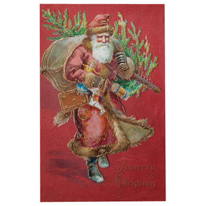 Reproduction  Holiday Postcards - Christmas