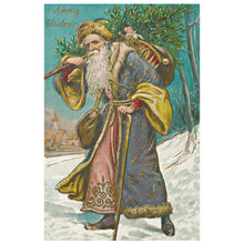 Load image into Gallery viewer, Reproduction  Holiday Postcards - Christmas