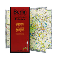 Load image into Gallery viewer, European City Map - Berlin (+Potsdam)