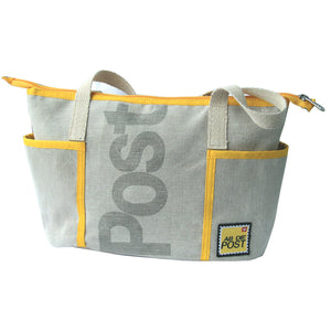 Swiss Post Tote – Two Pockets