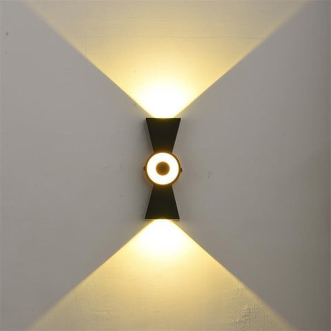 LED outdoor indoor wall light
