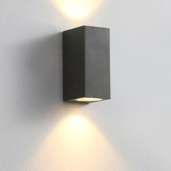 Waterproof wall light