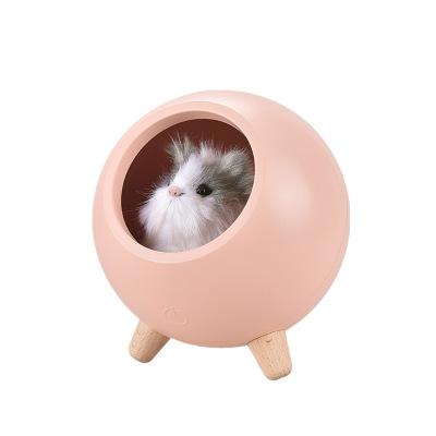 LED Cute Cat Atmosphere Light