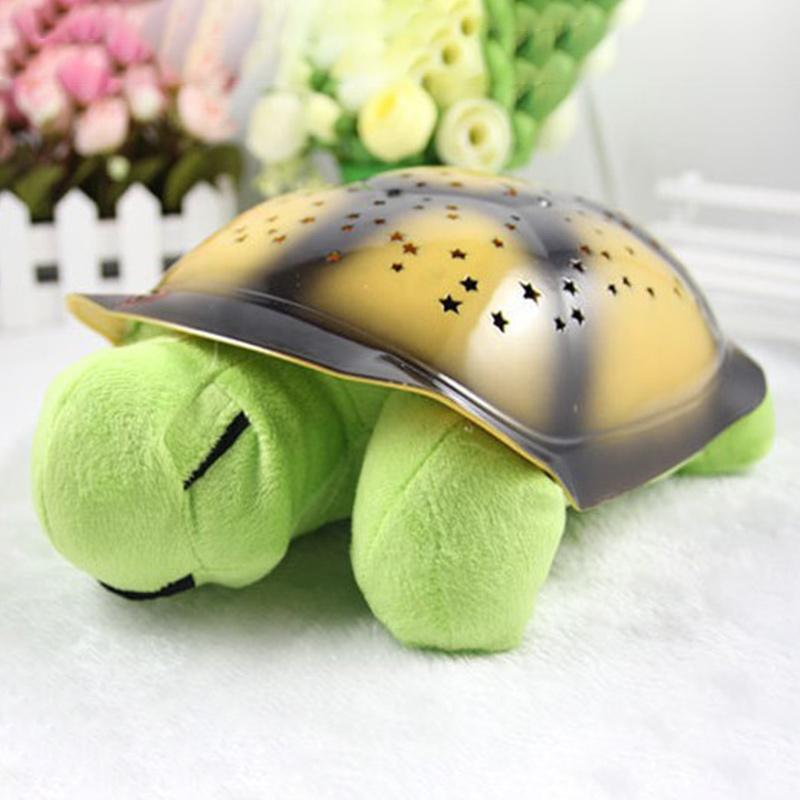 Tortoise night light